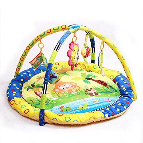 Yodo Extra Large Picknickdecke Teppich Wasserdicht 200 x 150cm f/ür Festival Strand Reise Camping Outdoor,Blau Tiere