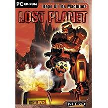 Lost Planet - Rage of the Machines, CD-ROM Für Windows 98/98SE/ME/2000/XP