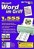 Word im Griff: 1555 Visitenkarten