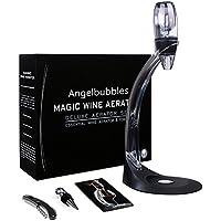 Angelbubbles decanter di vino aeratore del vino + Cavatappi + tappo della bottiglia del + Torre e Stand