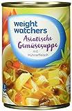 Weight Watchers Asiatische Gemüsesuppe mit Hühnerfleisch, 395 ml