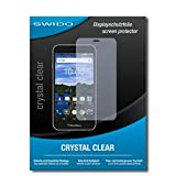 2 x SWIDO® Pellicola Protettiva Blackberry Aurora Screen Protector Pellicola Protettiva Film