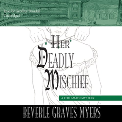 Her Deadly Mischief  Audiolibri