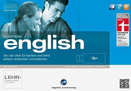 usb sprachtrainer business english: der usb stick für karriere und beruf.einfach einstecken und loslernen / Paket