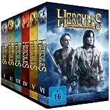 Hercules: The Legendary Journeys (Complete Series 1-6) (PAL) Region 2 (European Format)