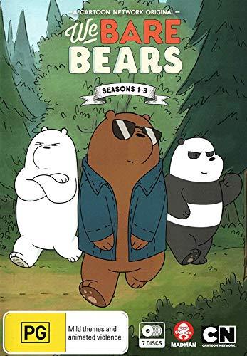 We Bare Bears: Seasons 1-3