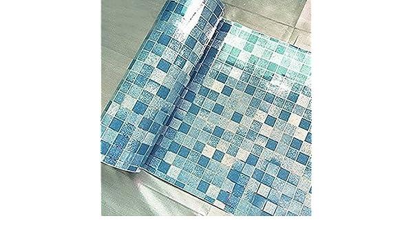 colle pour carrelage de cuisine adh/ésif huile et eau TO/_GOO Sticker mural pour adh/ésif transfert de carrelage mural 45cm x 100cm colle pour carrelage de salle de bain