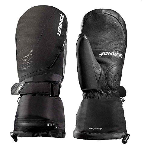 Zanier Hot 3.0 - beheizbare Damen Fausthandschuhe, Handschuhgröße Zanier:XL = 8
