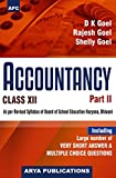 Accountancy Part-II, Class-XII (Haryana)
