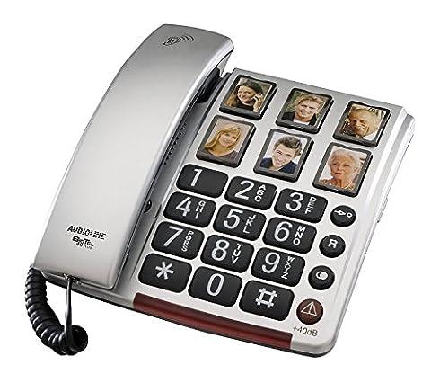 AMPLICOMMS Bigtel 40 PLUS Telefon (Telefon Von Amazon)