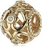 Pandora Damen Bead 14k Gold 750466D