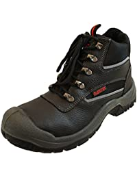 VPRO Mens Ultra Lightweight Steel Toe Cap Safety Work Trainers Shoes Ladies Boots SIZ
