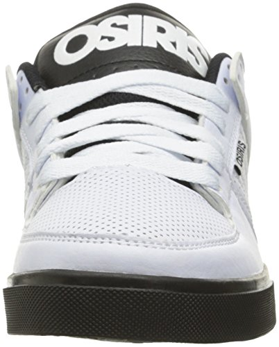 Osiris Shoes Protocol Shoe - Noir/Noir/Noir - Taille 7 UK, 8 US, 40.5 EUR, 26 JPN White/Black/Black