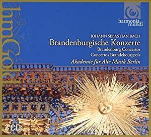 Bach, Concertos Brandebourgeois