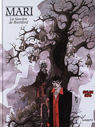 Dylan Dog : La sorcière de Bretford