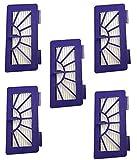 techypro® Filtre pour XV-21, Neato XV-11, XV-12, XV-15, 945–0048Pet et Allergie de Remplacement