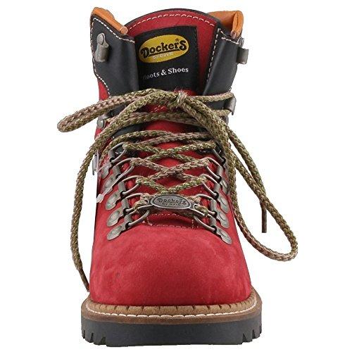 Dockers by Gerli , Chaussures de randonnée basses pour femme Rouge