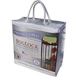 Protect-A-Bed BugLock Bed Bug Protection Pack, Full