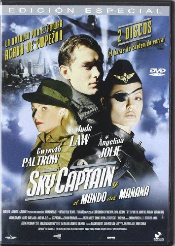 Sky Captain Y El Mundo Del (Ed.Esp.) (Import Dvd) (2005) Gwyneth Paltrow;