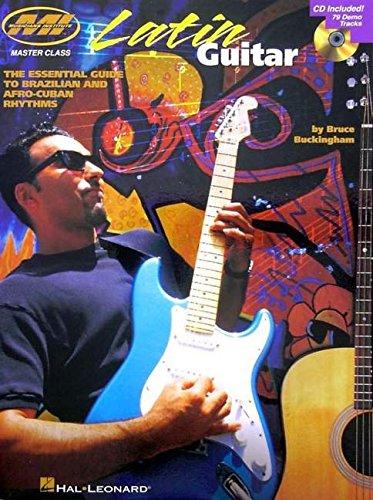Latin guitar guitare+CD