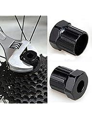 Malayas® Extractor Removedor de Cassettes Herramientas de Reparación para Bicicletas Rueda libre para Shimano ISIS SRAM Sun Race SunTour