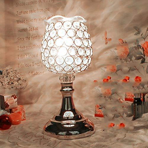 Ddgdg Stille Aromatherapie Nachtlicht, Plug-In Aromatherapie Romantische Ätherisches Öl Brenner Schlafzimmer Dekoration Indoor Schlafmittel,B -