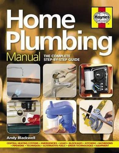 Home Plumbing Manual (New Ed) by Andy Blackwell (2014-12-05)