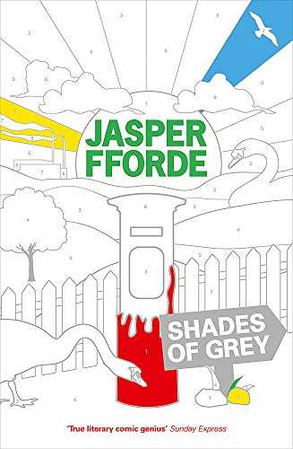 Book cover for Shades of Grey