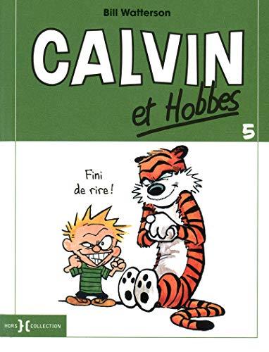Calvin et Hobbes - T5 petit format (5) par Bill WATTERSON