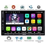 ATOTO A6 Doppio din Android Car Navigation Stereo con doppio Bluetooth - Standard A6Y2710SB 1G / 16G Car Multimedia Radio, WiFi/BT Tethering Internet, supporto 256G SD e altro