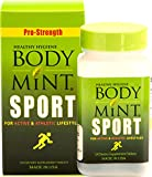 Body Mint Sport Tablets - Pack of 54 Tablets
