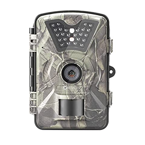 Game Trail Camera, 12MP 1080P HD Wildlife Camera Low Glow