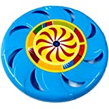 Plutofit® Flying Disc, Frisbee To Enhance Hand Eye Coordination And Concentration(Multi Color).