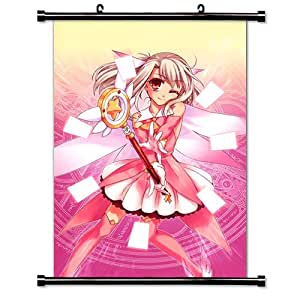 devenir kaleid premium prisma illya anime tissu poster 16 x 24 pouces wp 11 fate. Black Bedroom Furniture Sets. Home Design Ideas