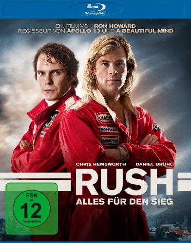 Rush - Alles für den Sieg (Blu-ray) (FSK 12)
