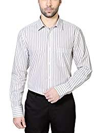 Peter England Comfort Fit Shirt _PSF61501514_36_White