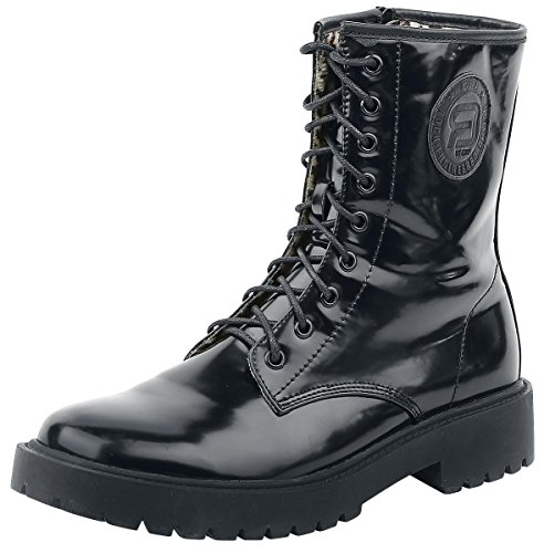 R.E.D. by EMP 9 Hole Boot Anfibi/Stivali nero EU41