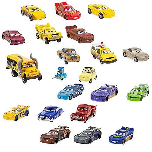Mega set da gioco personaggi Disney Pixar Cars 3, Disney Ufficiale
