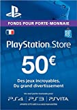 Carte Playstation Network 50 EUR [Code J...
