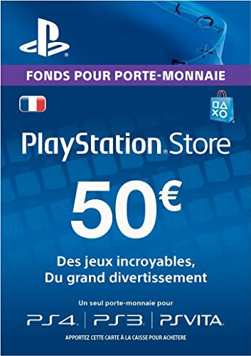 carte-playstation-network-50-eur-code-jeu-psn-ps4-ps3-ps-vita-compte-franais