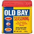 American Old Bay Seasoning: 170g Tub by Mccormick