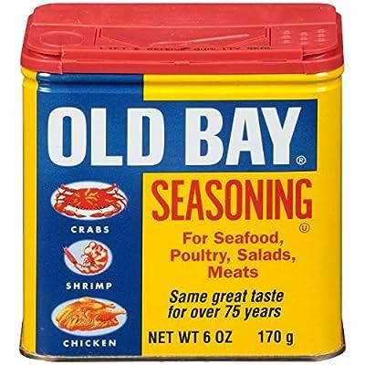 American Old Bay Seasoning: 170g Tub by Mccormick