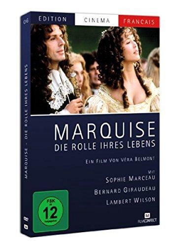 Bild von Marquise - Die Rolle ihres Lebens - Edition Cinema Francais Nr. 06 (Mediabook)