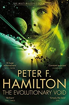 The Evolutionary Void (The Void Trilogy Book 3) by [Hamilton, Peter F.]