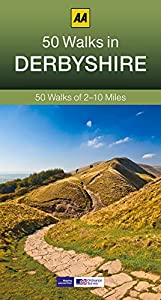 50 Walks in Derbyshire (AA 50 Walks Series)