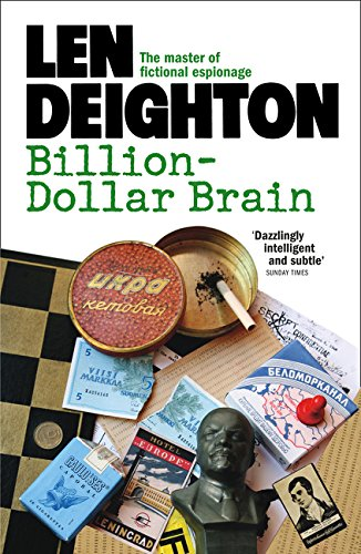 Billion-Dollar Brain por Len Deighton