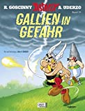 Asterix in German: Gallien in Gefahr by Rene Goscinny (2005-10-17)