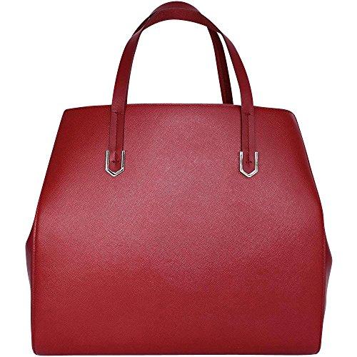 Hugo Nadiah-M 10184030 02, Sacs Portés Main Femme, 16x28x32 cm Open Red
