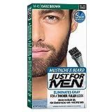 Just for Men Mustache & Beard Dark Brown...