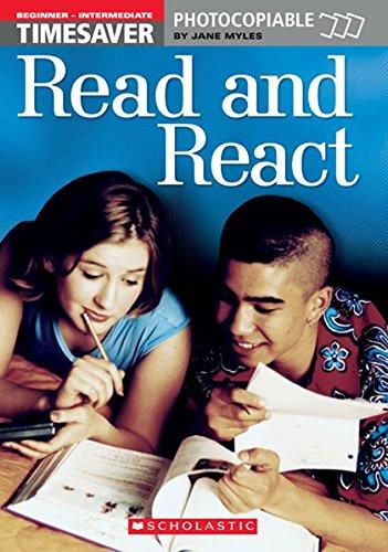 Pelagius Heydar: Read PDF Timesaver Read & React (Beginners